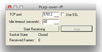 Pcap-over-IP