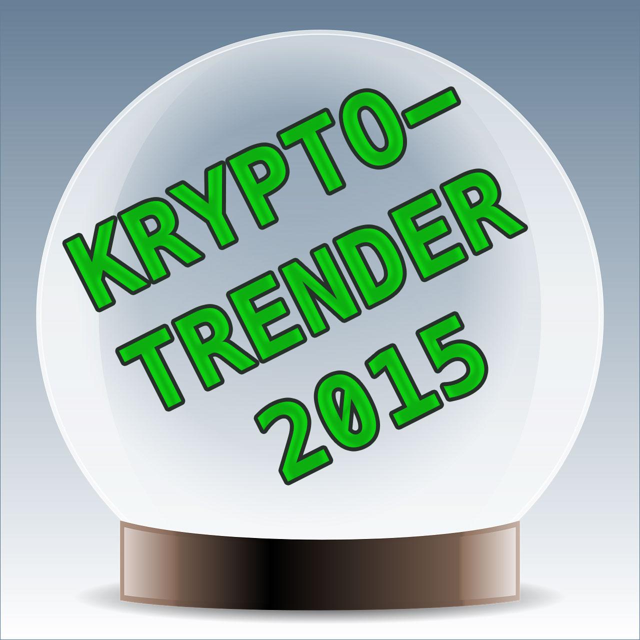 Kryptotrender 2015