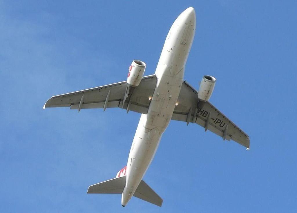 Hacka flygplan - Bild CC Wikipedia