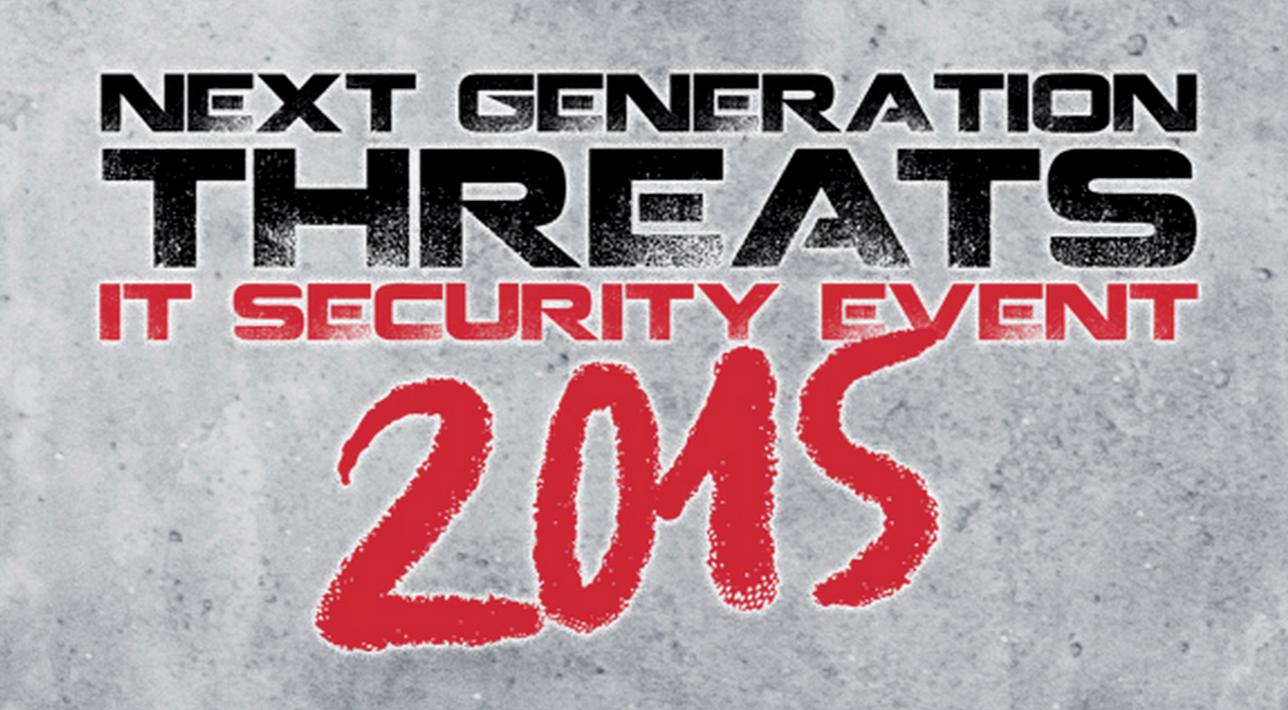 Next Generation Threats 2015