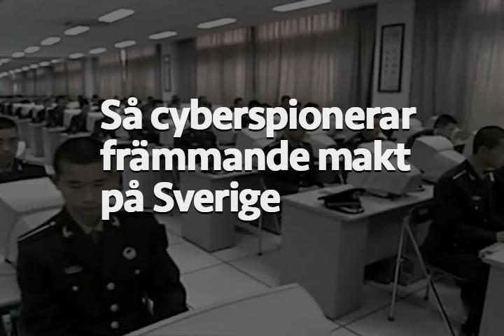 cyberspionage