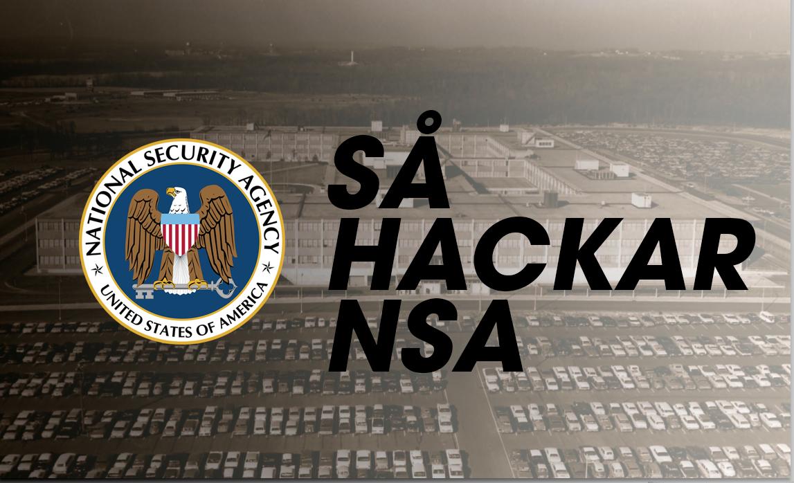 Så hackar NSA TAO