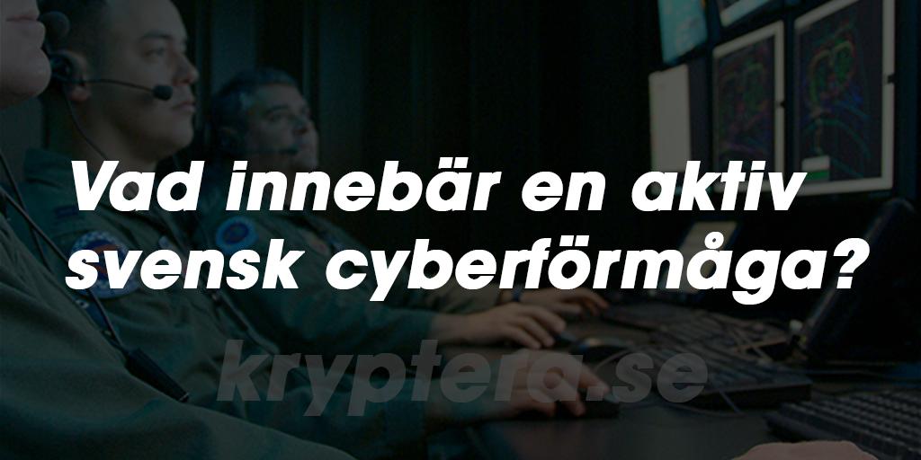 cyberförmåga