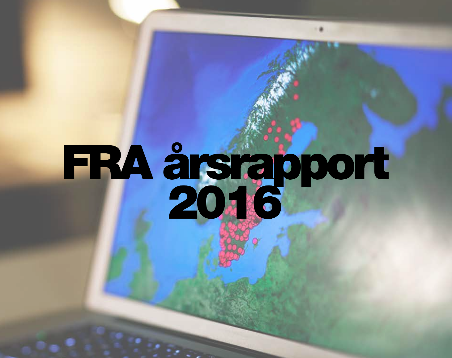 FRA årsrapport 2016