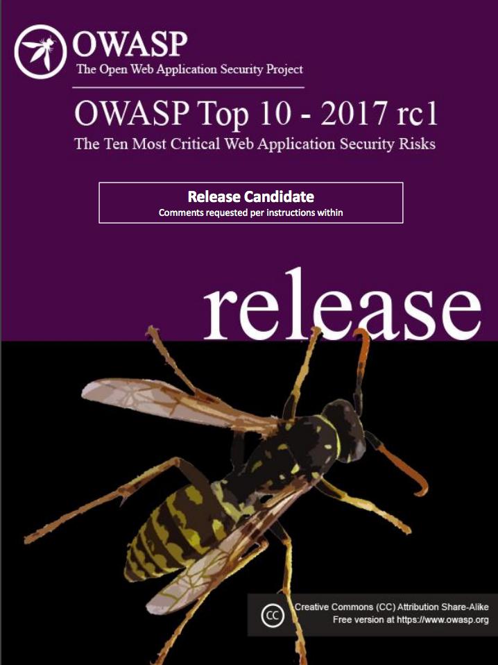 OWASP Top 10 2017