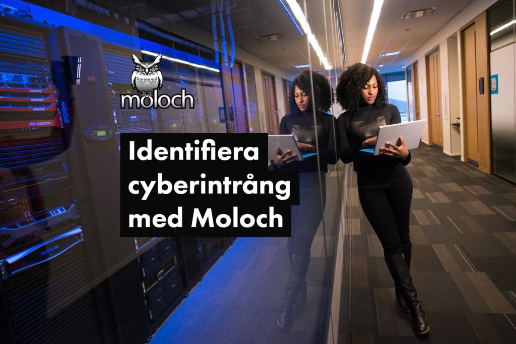 Identifiera cyberintrång med Moloch